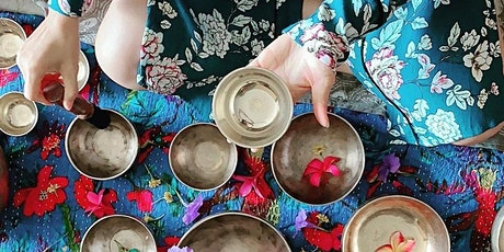Sound Bath Singing Bowl Meditation by Christina tickets
