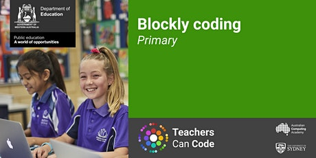 TCC DT Workshop - Blockly Coding - Amanda Lockyer tickets
