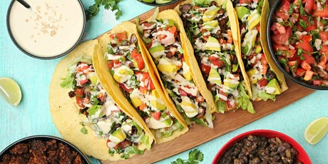 Vegan Mexican Cooking Class tickets