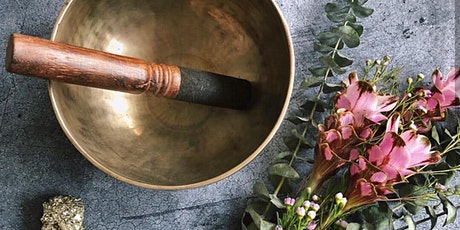 Sound Bath Singing Bowl Meditation by Mae tickets