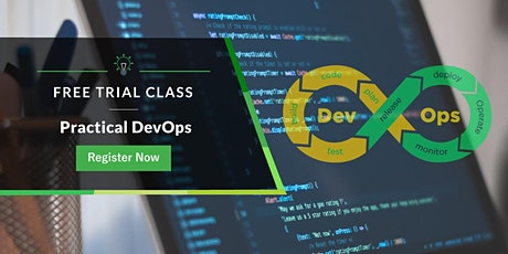 Free Trial Class: Practical DevOps tickets