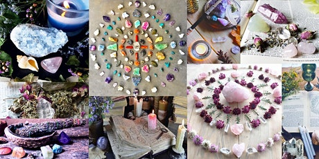 Ipso Facto presents:Crystal Ritual Magick Online Class with Jennifer Morris tickets