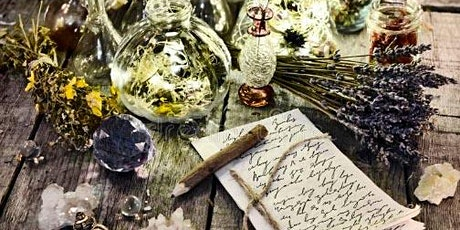 Herbal Magick Virtual Class with Jennifer Morris August 13, 7:30-Ipso Facto tickets