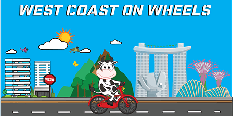 West Coast On Wheels Virtual Cycling tickets