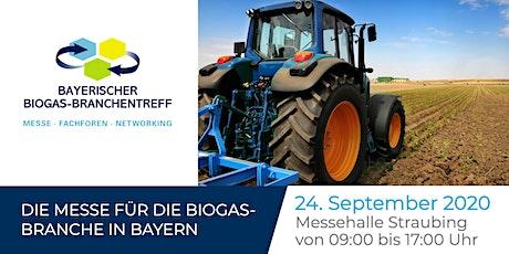 2. Bayerischer Biogas-Branchentreff Tickets