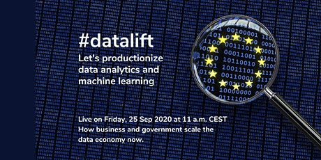 #datalift - Productionize data analytics and machine learning tickets