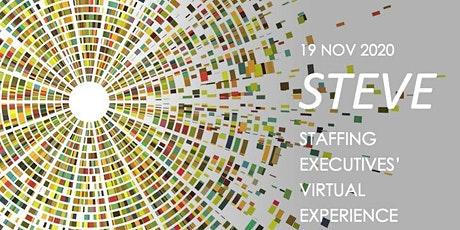 STEVE: STaffing Executives' Virtual Experience tickets
