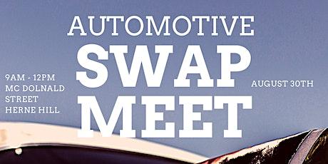 Breaky Run - All Wheel Show'n'Shine  FREE event Plus Swap Meet (automotive) tickets