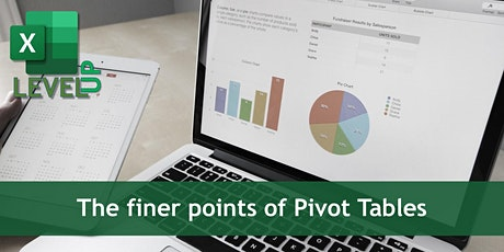 The finer points of Pivot Tables (MS Excel) tickets