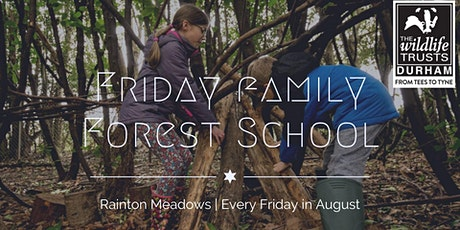 Friday Family Forest School tickets