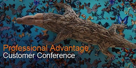 Professional Advantage Customer Conference 2020 tickets