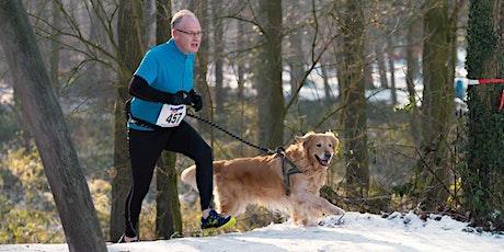 Samen sporten met de hond: Lopen tickets