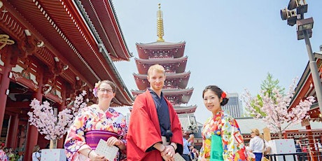 Asakusa Culture Live Steaming Tour in Tokyo tickets