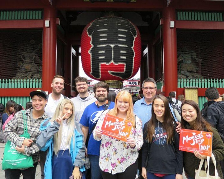 Asakusa Culture Live Steaming Tour in Tokyo image