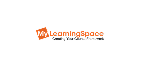 MyLearningSpace  |  Creating Your Course Framework tickets