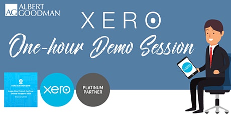 Xero: One-Hour Demo Session tickets