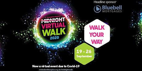Virtual Midnight Walk 2020 tickets