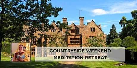 Weekend Meditation Retreat: Holiday for the mind – abiding in tranquility tickets