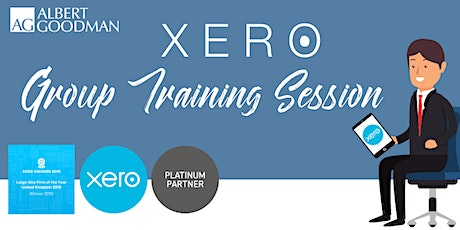 Xero: Group Training Session tickets
