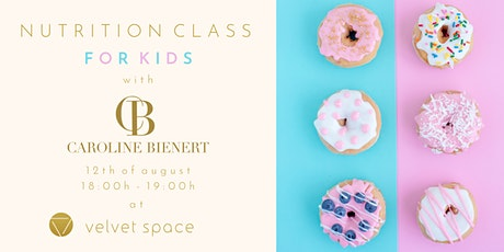 Nutrition Class for kids Tickets