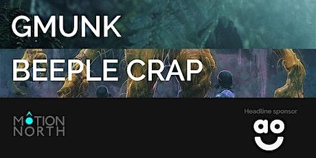 Motion North 37 (online)  with GMUNK & Beeple Crap tickets