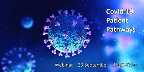 Covid-19 Patient Pathways Webinar tickets