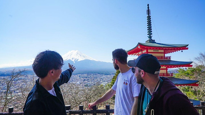 Learn Basic Japanese Language from a Local Tour Guide image