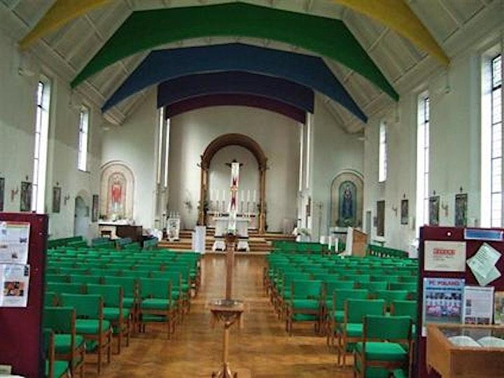 St Patrick's Vigil or Sunday Mass image