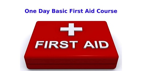 Basic First Aid - CPR tickets