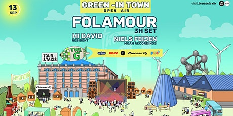 Green-In Town | Open Air | Folamour + tickets