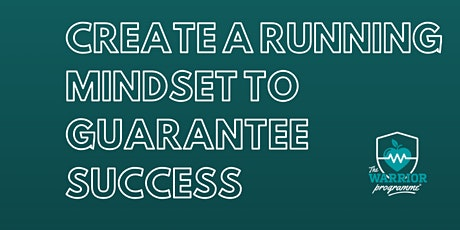 Lessons From Ultramarathons: Create A Mindset To Guarantee Running Success tickets
