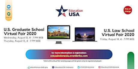 U.S. Graduate School Virtual Fair 2020 tickets