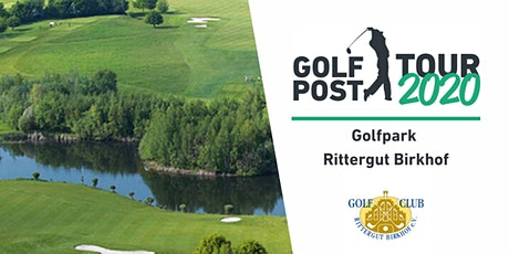 Golf Post Tour // Golfpark Rittergut Birkhof billets