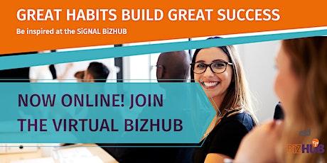 GREAT HABITS BUILD GREAT SUCCESS! tickets