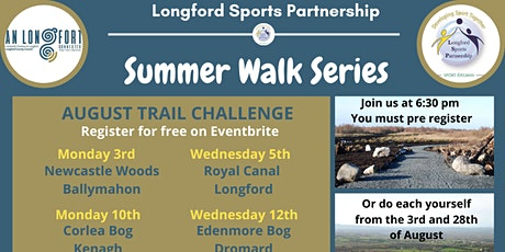 Longford Summer Walk Series tickets