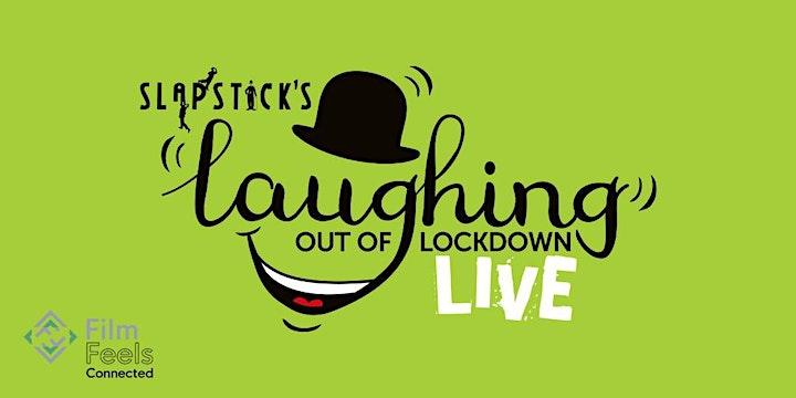 Slapstick Conversations:  Graeme Garden & Matthew Sweet on Radio Comedy image