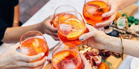 APERITIVO HOUR | VIRTUAL COCKTAIL MAKING + COOKING CLASS tickets