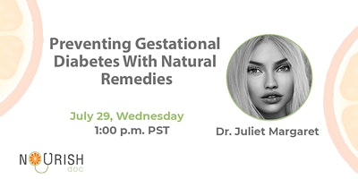 Preventing Gestational Diabetes With Natural Remedies