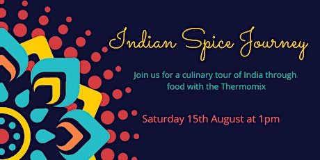 Indian Spice Journey tickets
