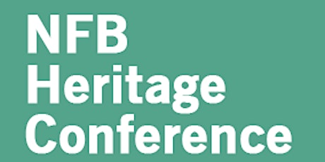 NFB Heritage Conference 2021 tickets