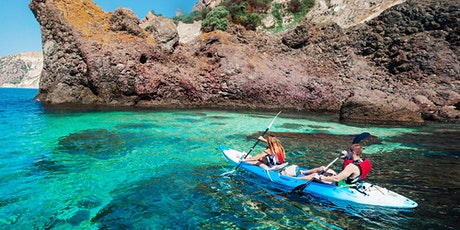 Kayak & Speedboat Journey to Blue Lagoon tickets