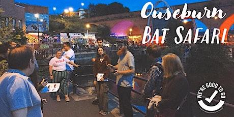 Bat Safari | Ouseburn tickets