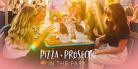 Pizza & Prosecco in the Park tickets