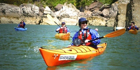 Pi Singles Sea Kayaking Afternoon tickets