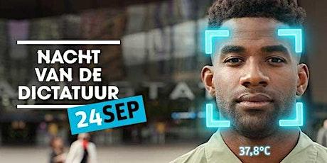 Nacht van de Dictatuur Den Haag 2020 tickets