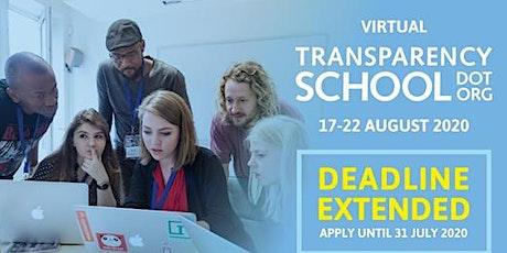 Transparency International School on Integrity 2020 [DEADLINE EXTENDED] tickets