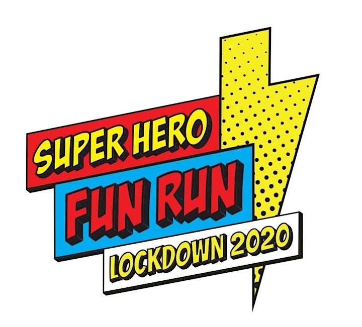 Super Hero Fun Run in aid of Home-Start CHAMS 2020 image