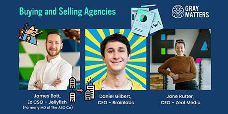 Buying and Selling Agencies tickets