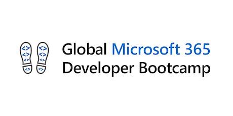 Microsoft 365 Developer Bootcamp Tickets