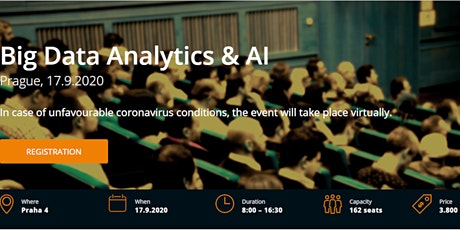 Big Data Analytics & AI tickets